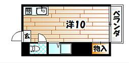 シティベールIDAI[2階]の間取り