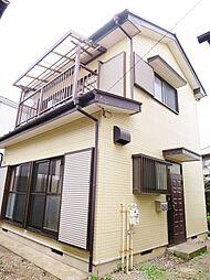 [一戸建] 千葉県習志野市実籾2丁目 の賃貸【/】の外観