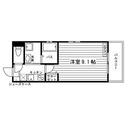 (仮称)昭和区石仏町計画[5階]の間取り