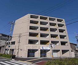 京都府京都市南区東九条河辺町の賃貸マンションの外観