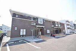 ハーモニーガーデン小文字Ⅱ[2階]の外観