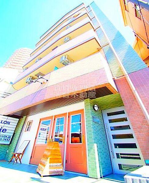 神奈川県相模原市緑区橋本6丁目の賃貸マンション