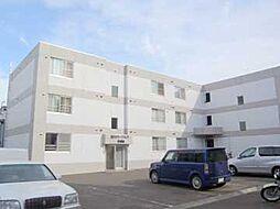 北海道札幌市南区澄川六条9丁目の賃貸マンションの外観