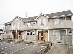 岡山県倉敷市茶屋町早沖丁目なしの賃貸アパートの外観