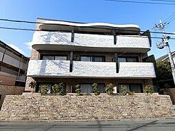 サンレムート千里山[1階]の外観