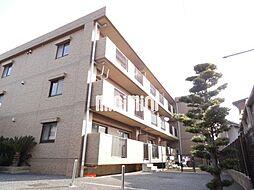 パ−クサイド津島[3階]の外観