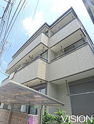 埼玉県さいたま市大宮区北袋町1丁目の賃貸マンションの外観