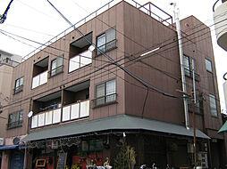 兵庫県西宮市今津山中町の賃貸アパートの外観