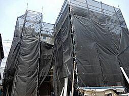 仮称)ハーモニーテラス遠里小野6丁目 B棟[1階]の外観