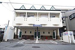 パシフィックグランシャイン百道[1階]の外観