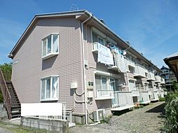 ソシヤ藤代[2階]の外観