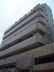 東京都三鷹市上連雀3丁目の賃貸マンションの外観