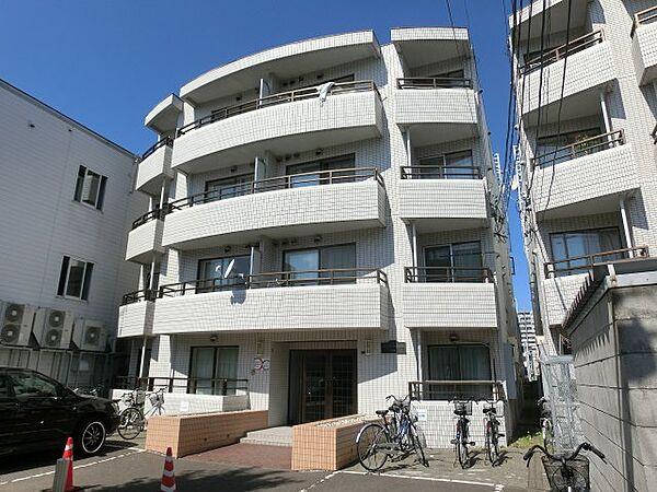 ツインビルいとう1号館 4階の賃貸【北海道 / 札幌市北区】