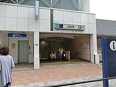 三田線「白金台」