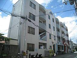 大阪府大東市深野4丁目の賃貸マンションの外観