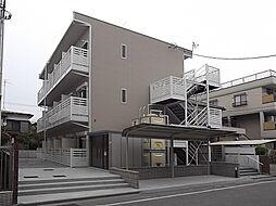 埼玉県川口市芝下1丁目の賃貸マンションの外観