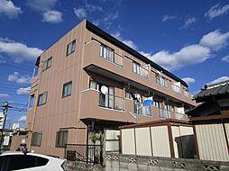 茨城県土浦市荒川沖東3丁目の賃貸マンションの外観