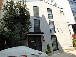 兵庫県明石市相生町2丁目の賃貸アパートの外観