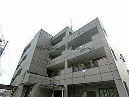神奈川県茅ヶ崎市出口町の賃貸マンションの外観
