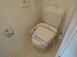 グラン・アベニュー西大須のトイレ