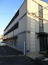大阪府豊中市豊南町南5丁目の賃貸マンションの外観