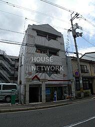 京都府京都市中京区西ノ京中御門東町の賃貸マンションの外観