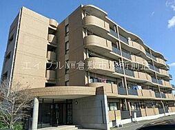 岡山県倉敷市連島1丁目の賃貸マンションの外観