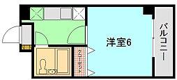 コトブキ[2階]の間取り