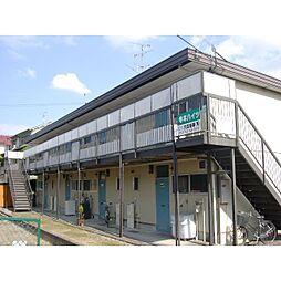 奈良県奈良市富雄川西1丁目の賃貸アパートの外観
