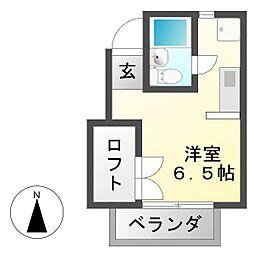 TOGETHER21A棟[1階]の間取り