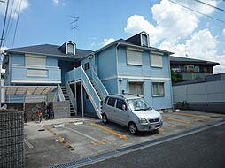 ベルシオン藤沢台[2階]の外観