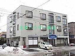 北海道札幌市東区東苗穂五条1丁目の賃貸マンションの外観