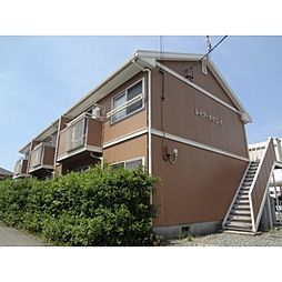 静岡県浜松市西区伊左地町の賃貸アパートの外観