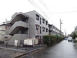 東京都国分寺市戸倉4丁目の賃貸マンションの外観