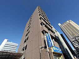 愛知県名古屋市中区葵3丁目の賃貸マンションの外観