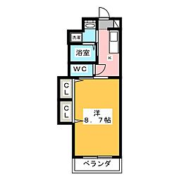 本山駅 3.9万円