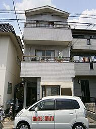西尾マンション[1階]の外観