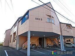 福岡県福岡市東区大字松崎3丁目の賃貸アパートの外観