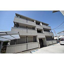 神奈川県藤沢市葛原の賃貸マンションの外観