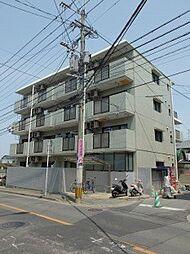 福岡県福岡市南区皿山3丁目の賃貸マンションの外観