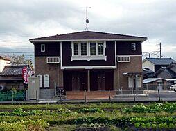 和歌山県和歌山市直川の賃貸アパートの外観