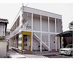 京都府京都市上京区芦山寺通千本東入西芦山寺町の賃貸アパートの外観