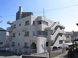 平田マンション[1階]の外観