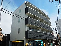 兵庫県尼崎市杭瀬寺島1丁目の賃貸マンションの外観