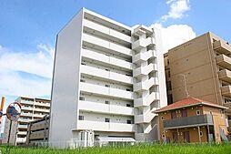 奈良県奈良市西大寺南町の賃貸マンションの外観