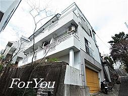 兵庫県神戸市灘区篠原伯母野山町3丁目の賃貸マンションの外観