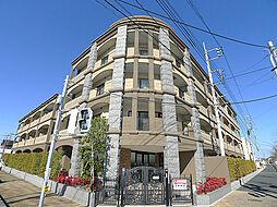 埼玉県吉川市美南5丁目の賃貸マンションの外観