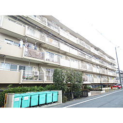 大阪府枚方市釈尊寺町の賃貸マンションの外観