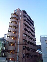 エステムコート神戸・三宮山手センティールの外観