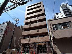 分譲プレサンス京都四条烏丸[803号室]の外観